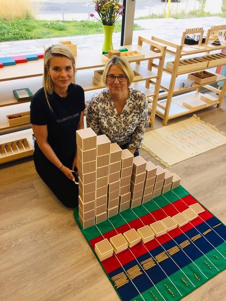 Kurs Montessori Gdańsk